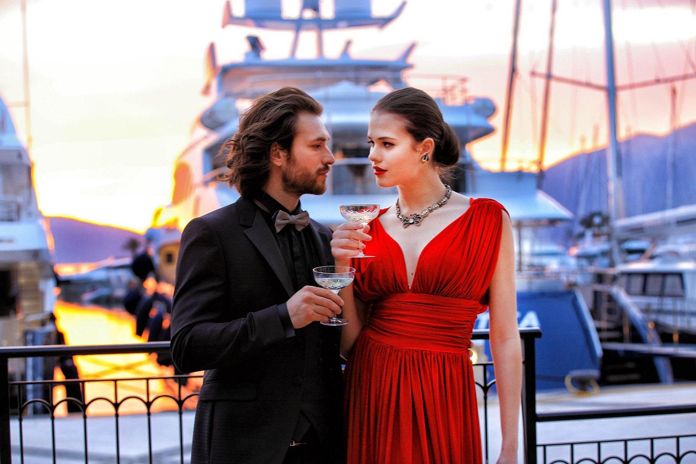 День Святого Валентина в Regent Porto Montenegro